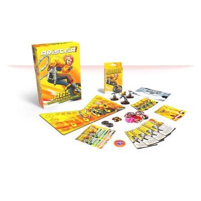 AGL Tournament Pack, Fiddler Edition