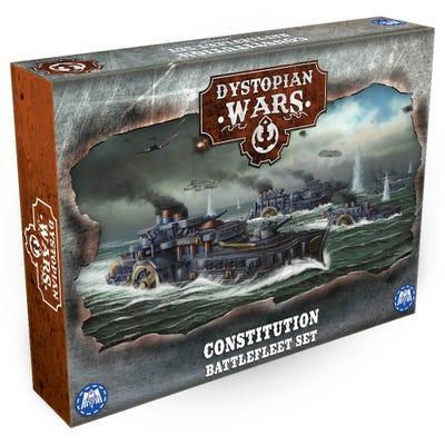 Constitution Battlefleet Set