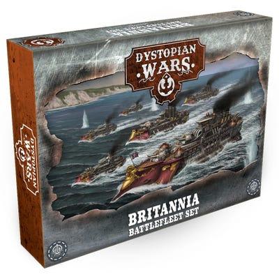 Britannia Battlefleet Set