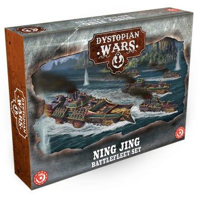 Ning Jing Battlefleet Set