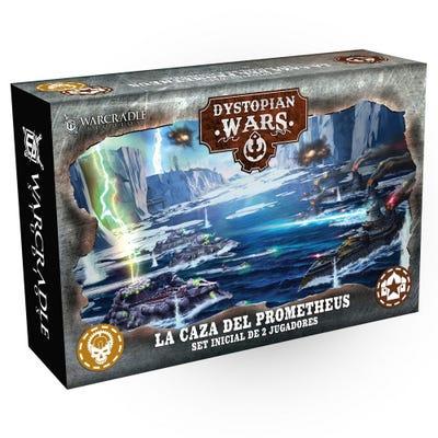 Dystopian Wars: Hunt for the Prometheus - Spanish