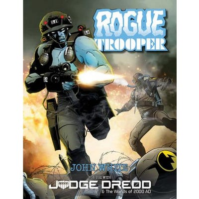 Judge Dredd: Rogue Trooper