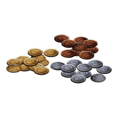 The Everrain: Metal Coin Upgrade Pack