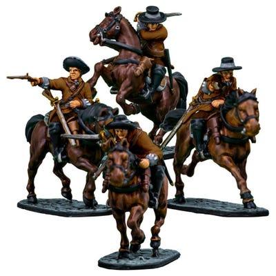 European Militia Cavalry Unit
