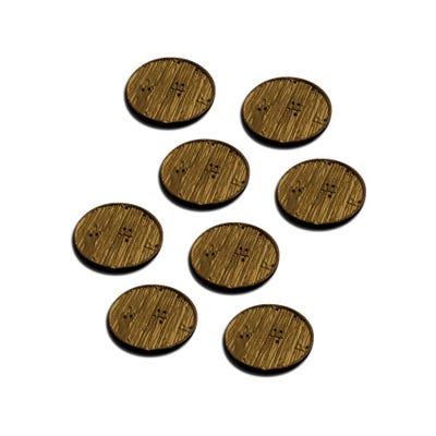Miniatures Bases Set
