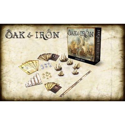 Oak & Iron: 2 Player Starter Set