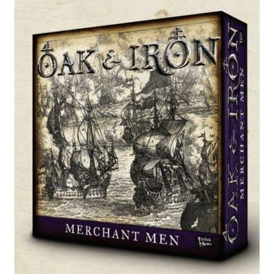 Oak & Iron: Merchant Men Ship Expansion