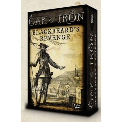 Oak & Iron: Blackbeard's Revenge Ship Expansion