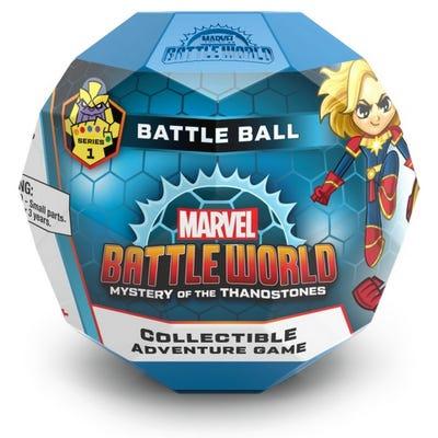 Marvel Battleworld: Battle Ball