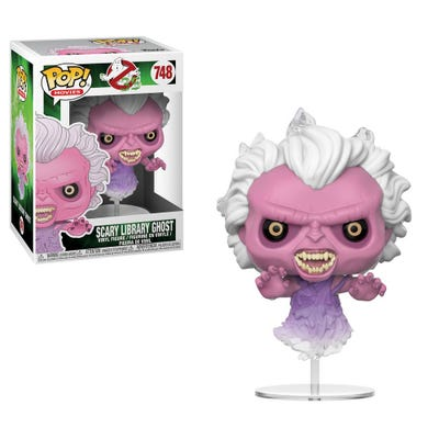 POP! Vinyl: Ghostbusters - Scary Library Ghost