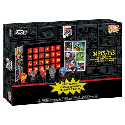Advent Calendar: Marvel