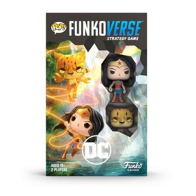 POP! Funkoverse: DC Comics - 102 Expandalone 2-Pack