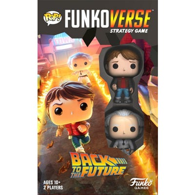POP! Funkoverse: Back To The Future - 100 Expandalone