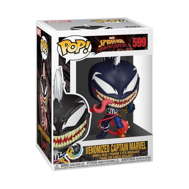POP! Vinyl: Marvel Venom - Captain Marvel