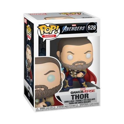 POP! Vinyl: Marvel: Avengers Game - Thor
