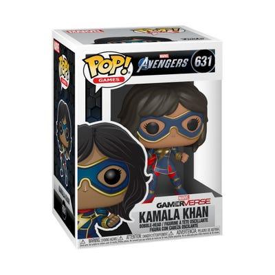 POP! Vinyl: Marvel: Avengers Game - Kamala Khan