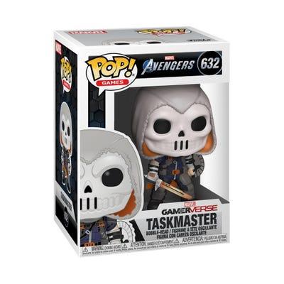 POP! Vinyl: Marvel: Avengers Game - Taskmaster