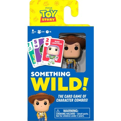 Something Wild! Card Game - Toy Story