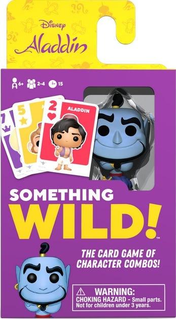 Something Wild! Card Game - Aladdin