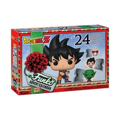 Advent Calendar: Dragon Ball Z