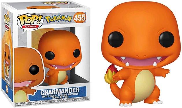 POP! Vinyl: Pokemon - Charmander