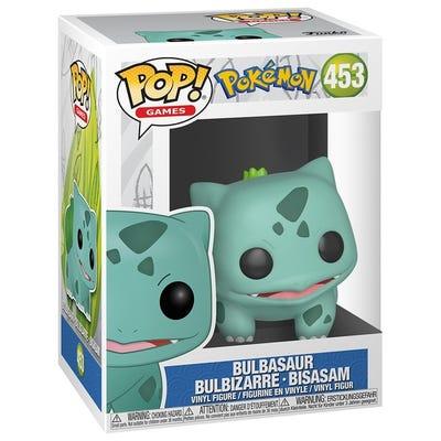 POP! Vinyl: Pokemon - Bulbasaur
