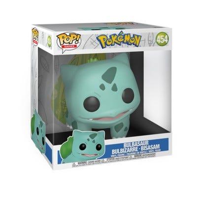 """POP! Vinyl: Pokemon - 10"""" Bulbasaur"""