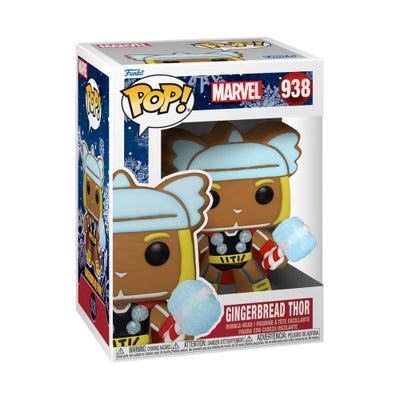 POP! Vinyl: Marvel: Holiday - Gingerbread Thor