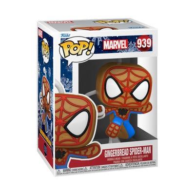 POP! Vinyl: Marvel: Holiday - Gingerbread Spider-Man