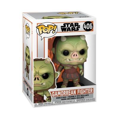 POP! Vinyl: Star Wars: The Mandalorian - Gamorrean Fighter