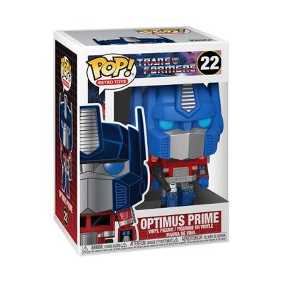 POP! Vinyl: Transformers - Optimus Prime