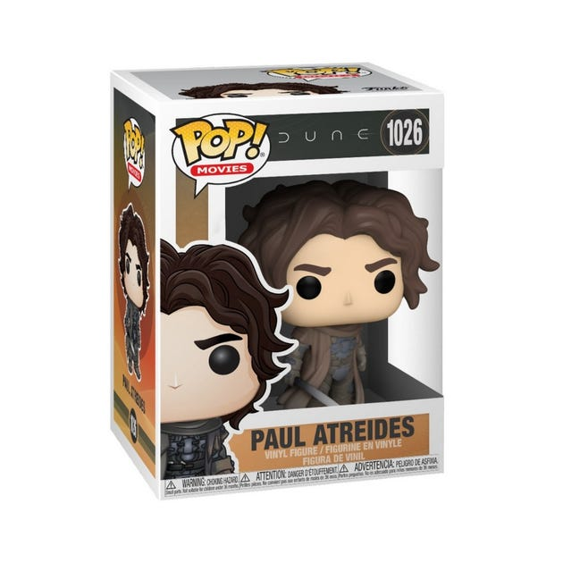POP! Vinyl: Dune - Paul Atreides w/ Chase