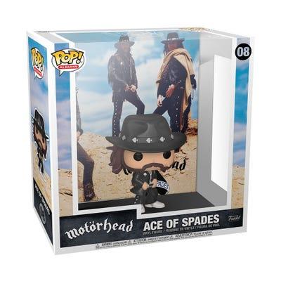 POP! Vinyl: Albums: Motorhead - Ace of Spades