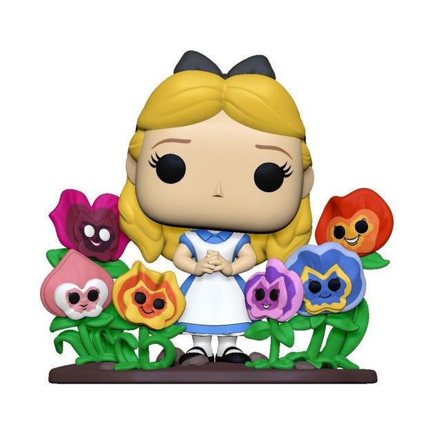 POP! Deluxe: Disney: Alice 70th - Alice w/Flowers