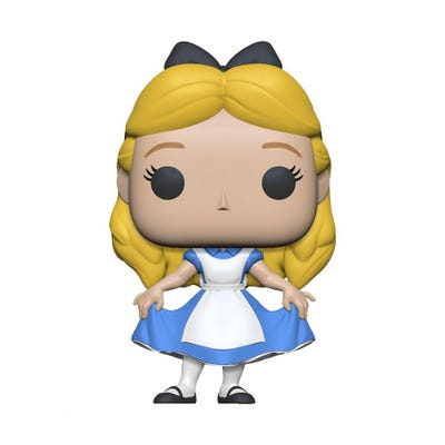 POP! Vinyl: Disney: Alice 70th - Alice Curtsying