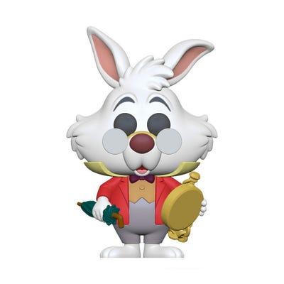 POP! Vinyl: Disney: Alice 70th - White Rabbit w/ Watch
