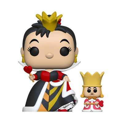 POP! Vinyl: Disney: Alice 70th - Queen w/ King