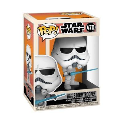 POP! Vinyl: Star Wars: Concept Series - Stormtrooper