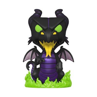 POP! Vinyl Jumbo: Disney Villains - Maleficent Dragon