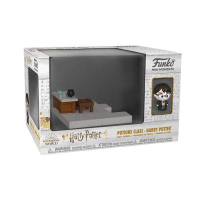 POP! Vinyl: Mini Moments: HP Anniversary - Potions Class Harry w/ Seamus Chase