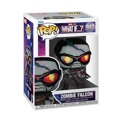POP! Vinyl: Marvel: What If - Zombie Falcon