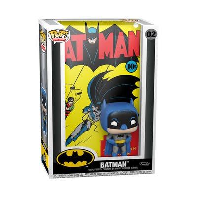 POP! Vinyl: Comic Book Cover: DC - Batman