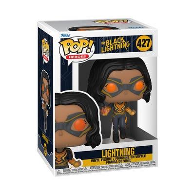 POP! Vinyl: Black Lightning - Lightning