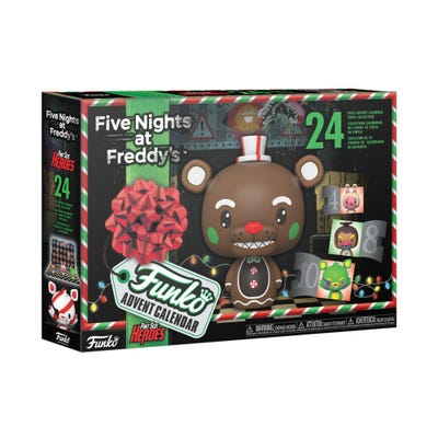 Advent Calendar: Five Nights at Freddy's Blacklight