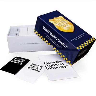 Guards Against Insanity - Asylum Box Set
