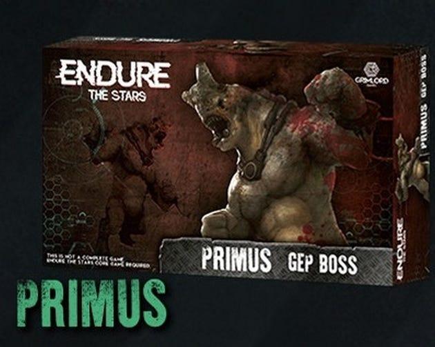 Endure the Stars 1.5: Primus Add On