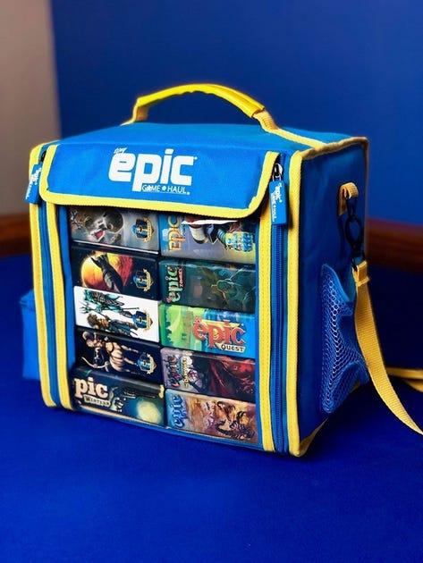 Tiny Epic Game Haul Bag