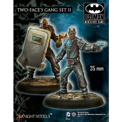 Two Faces Gangs Set II - Metal