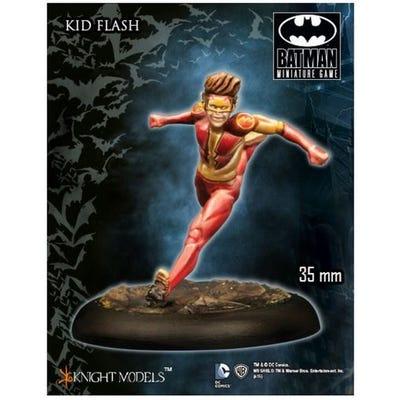 Kid Flash - Metal