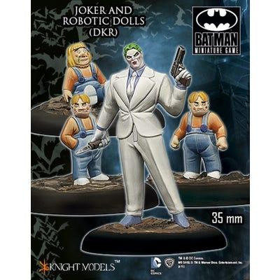 Joker And Robotic Dolls - Metal